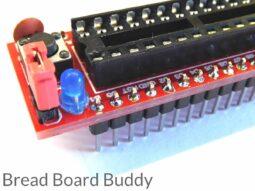 CANADUINO Bread Board Buddy smallest Arduino Uno Atmega328P