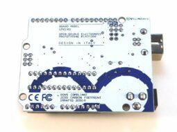 Arduino Uno R3 Atmega328P Atmega16u2 USB, battery clip