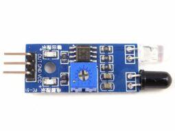 5 Sensor Starter Kit for Arduino etc. Vibration, Tilt, Reed, Fire, IR Light Barrier