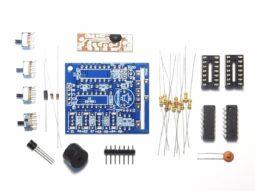 16 Tone Digital Sound Generator Module for Scale Modelling, Alarm Systems